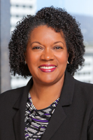 Beverly Greene, Executive Director of External Affairs, Marketing and Communications
