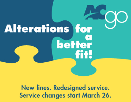 major service changes to ac transit lines march 26 2017 ac transit