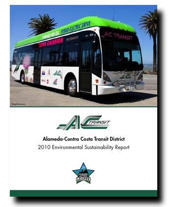 2010 Sustainability Report Cover (with drop shadow)