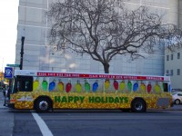 AC Transit Holiday Bus