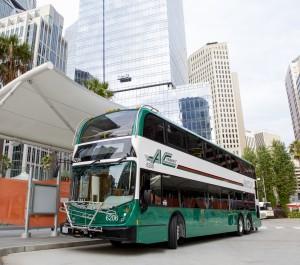 ADI Enviro500 doubledecker bus