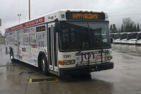AC Transit's Holiday Bus