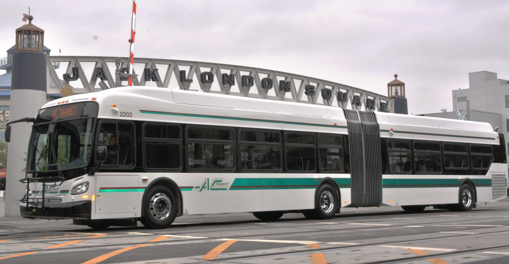 For The Transit Fans Company Profile Ac Transit