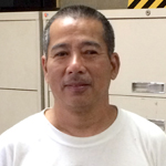 Photo of employee of the month- 10/2015