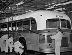 Key System bus 1036 in the shop