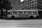 AC Transit bus 416 in downtown Oakland in December 1978.