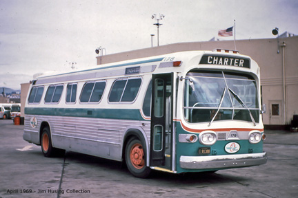 AC Transit bus number 178
