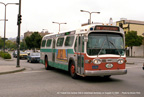 AC Transit bus 846 in Berkeley in August 1986.
