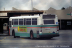 AC Transit bus 1068 in the Hayward Yard on May 11, 1991.