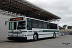 AC Transit bus number 806