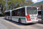 AC Transit bus number 2197
