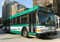 New Gillig Commuter Bus Photo